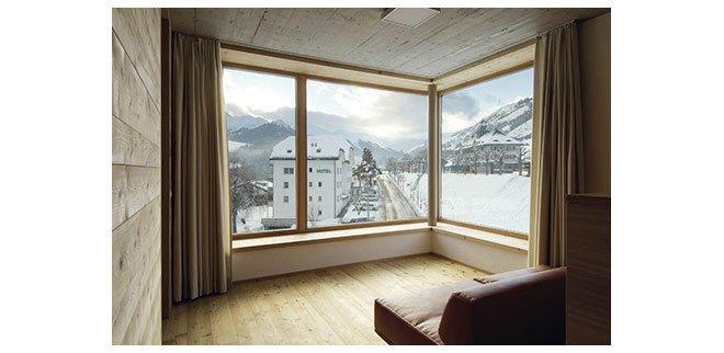Jugendherberge Schweiz: Scoul