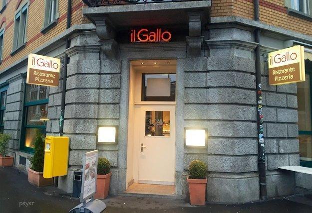 Von Italienern können sich Schweizer Gastronomen einiges in Sachen Kinderfreundlichkeit abschauen. Zum Beispiel im Il Gallo.