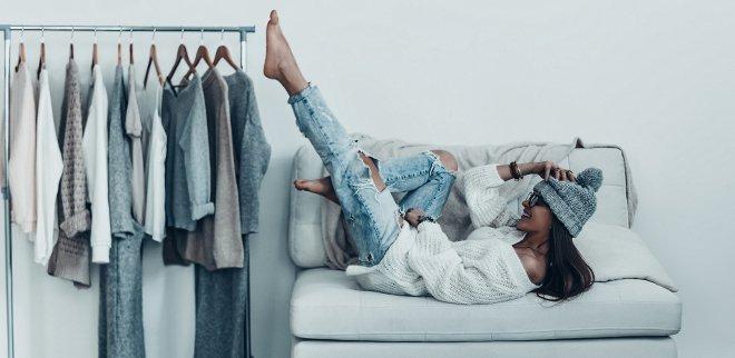 Kleiderschrank ausmisten: Altes raus, Neues rein
