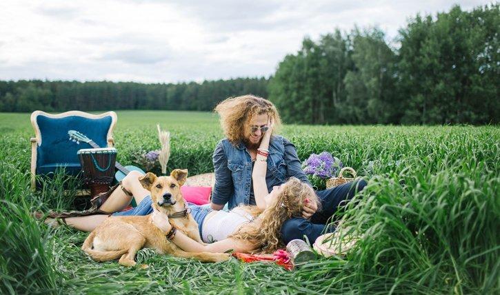 Konkubinatspaare: Ohne Trauschein glücklich?