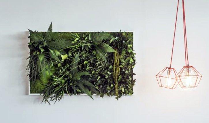 pflanzenwand selber bauen das wichtigste know how f r den. Black Bedroom Furniture Sets. Home Design Ideas