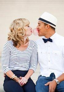 Ein Lippenbekenntnis: Küssen ist wichtiger als Sex