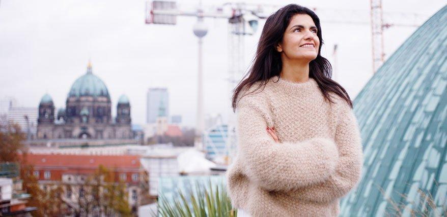 Ein Gespräch mit Leyla Piedayash über den Style der Zürcherinnen und den Mut nicht auffallen zu müssen.