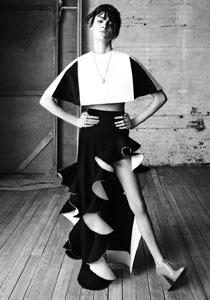 «Grösse 38 ist keine Option»: Ex-Voguechefin über Magermodels und die Modeindustrie