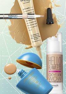 Schon drin! Die besten Beauty-Produkte mit integriertem LSF