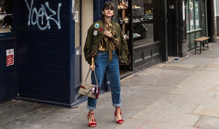Die Schweizer Modebloggerin Michèle Krüsi von The Fashion Fraction im Interview-Porträt.