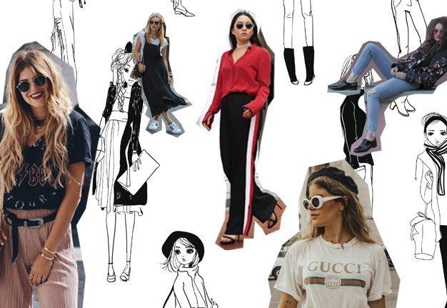 New Kids on the Blog: Unsere liebsten Modeblogs
