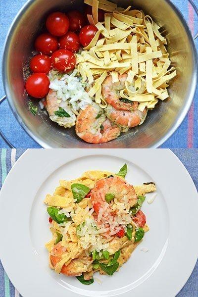 one pot pasta diese rezepte sind einfach schnell und unglaublich fein. Black Bedroom Furniture Sets. Home Design Ideas