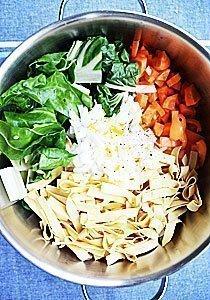 One Pot Pasta: Alles Feine in einen Topf!