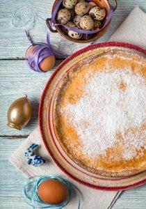 Osterkuchen Rezept: Selbstgebacken schmeckt er am besten