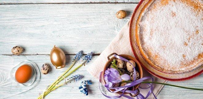 Osterkuchen Rezept nach Schweizer Tradition.