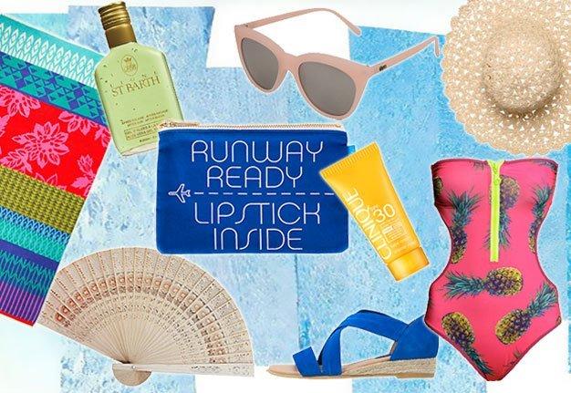 Ich packe meinen Koffer und nehme mit...Die Ferien-Musthaves der Redaktion