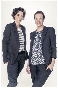 Franziska Rieder und Beatrice Peytrigent