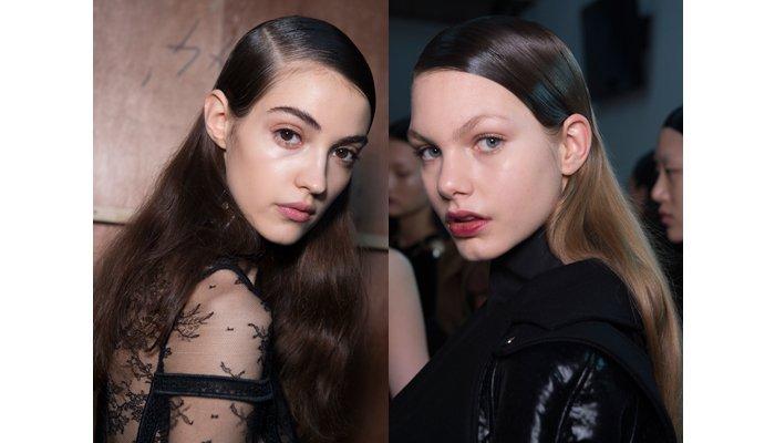 Partyfrisur mit Eleganz und Glamour: Weet Look mit tiefem Seitenscheitel