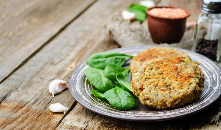 vegie patties
