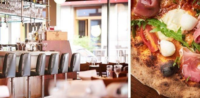 Pizzeria Zürich: Santa Lucia