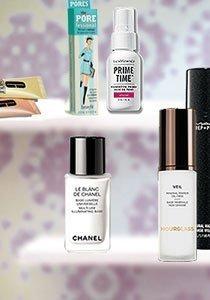 Basisarbeit: Die 10 besten Make Up Primer