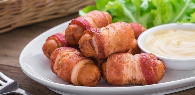 Raclette Beilagen: Fleisch