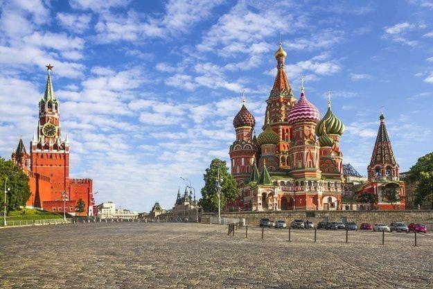 Moskaus beieindrückende Achitektur ist eine Reise wert.