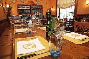ristorante luce restaurant mittagessen italienisch bern