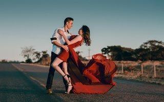 Romantik-Test: Glaubst du an die grosse Liebe?