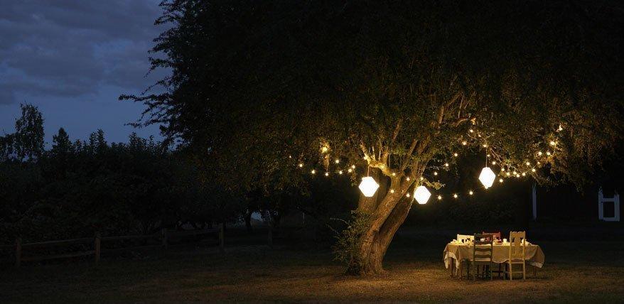 Romantische Geschenke: Rendez-vous im Garten