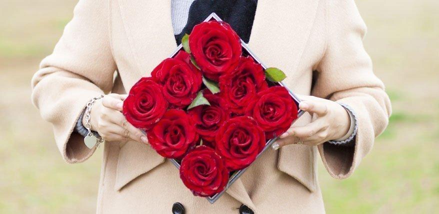 romantische Geschenke: Mehr als ein Strauss Rosen