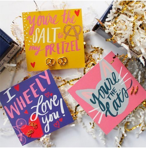 Tolle Idee für ein romantisches Geschenk mit genau der richtigen Prise Humor!