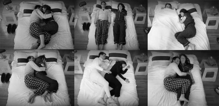 9 schlafpositionen und ihre bedeutung f r die beziehung. Black Bedroom Furniture Sets. Home Design Ideas
