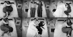 Was Schlafpositionen über eure Beziehung verraten