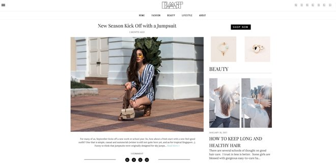 Modeblog: Blaastyle