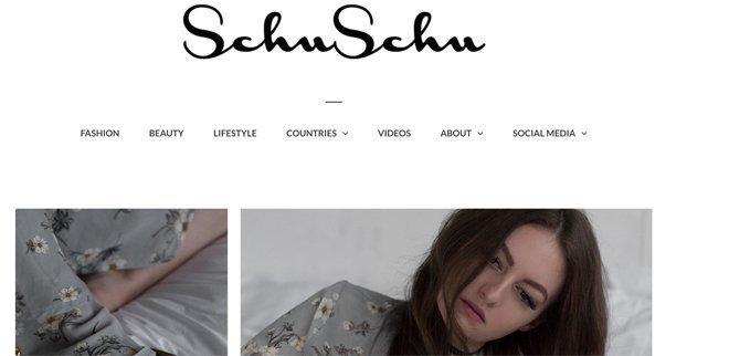 Modeblog: Schu Schu