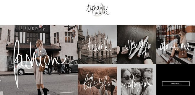 Modeblog: Tiphaine Marie