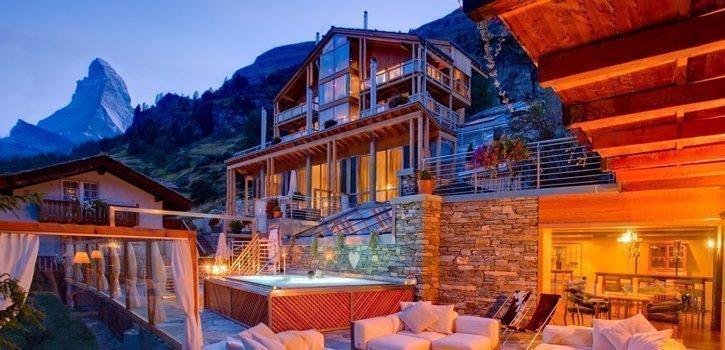 Hotel Zermatt Wellneb
