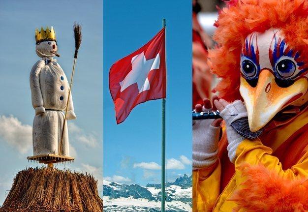 Schweizer-Bräuche-Quiz: Wie gut kennst du die Schweizer Bräuche?