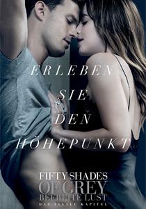 Wir verlosen Kinotickets für Fifty Shades of Grey 3 – Befreite Lust