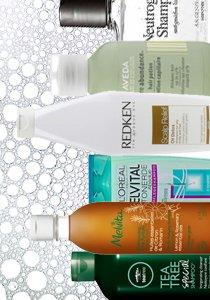 Die besten Shampoos gegen fettiges Haar