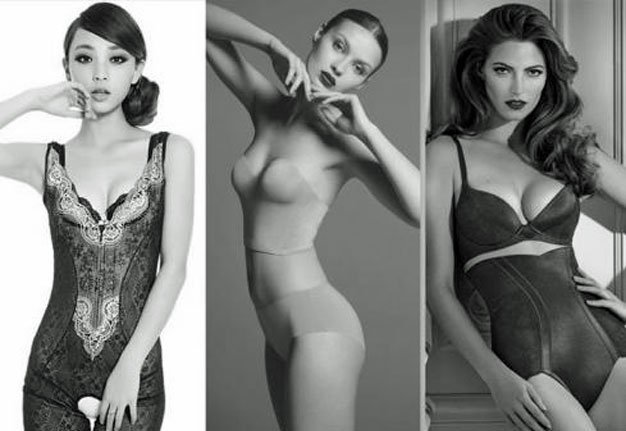 Sexy Liebestöter: Shapewear, die sich sehen lassen kann