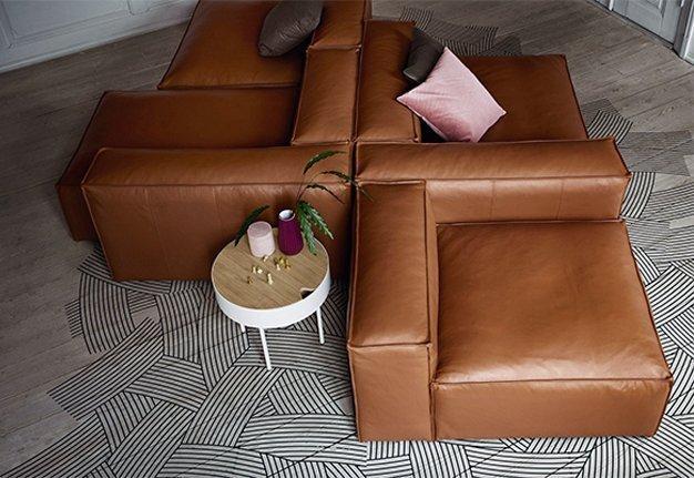 Einrichtungstipp: Rücke dein Sofa von der Wand