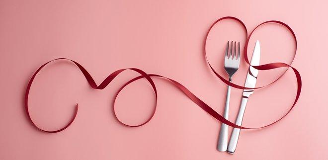 Am 14. Februar feiern wir die Liebe! Wir haben die schönsten Restaurants für einen romantischen Abend.