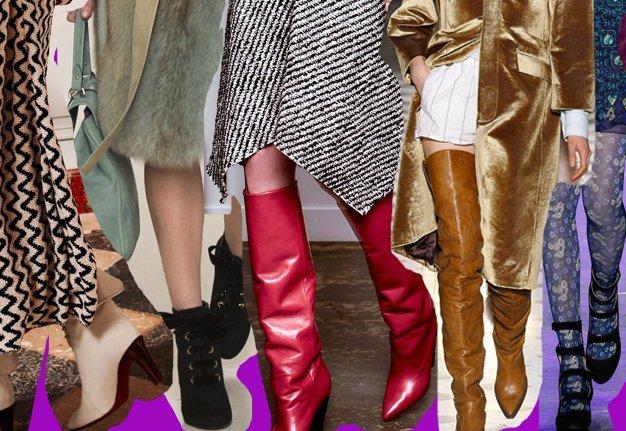Ab ins Bootcamp! Die Stiefel Trends 2016