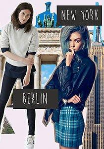 4 Städte, 4 Stile: Die Street Styles der Modemetropolen
