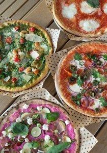 Stripped Pizza macht Pizza zum gesunden Lifestyle-Gericht