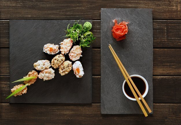Die besten japanische Restaurants in Zürich, Bern, Basel und Luzern