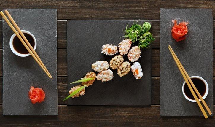 Extra feine japanische Restaurants in der Schweiz