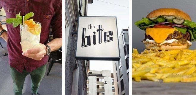 Burger in Zürich: The Bite