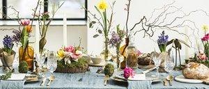 Da blüht euch was! 9 Tischdeko-Ideen für den Frühling