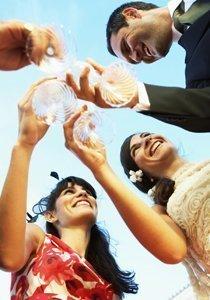 Für Trauzeugen: Aufgaben, Tipps und Checkliste für die Hochzeit