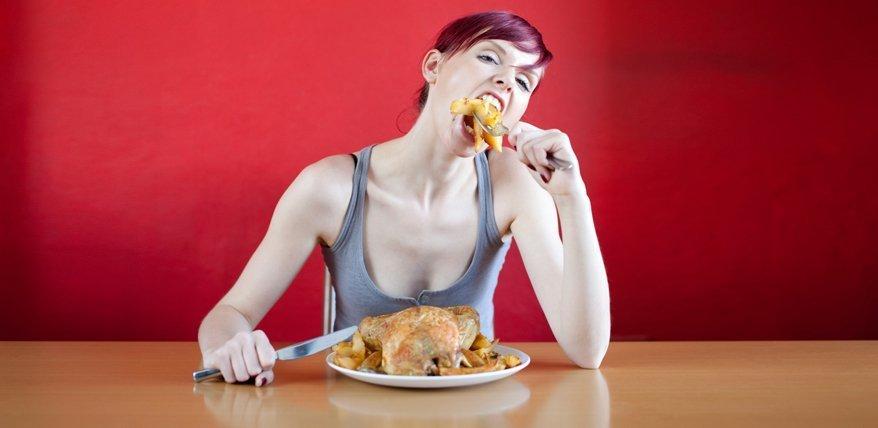 Die Kohlenhydrate sind Schuld an unseren Fettablagerungen.