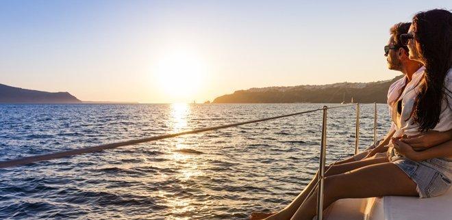 Ausflüge zu zweit:Romantische Bootsfahrt über den Züri-See, ist das noch zu toppen?